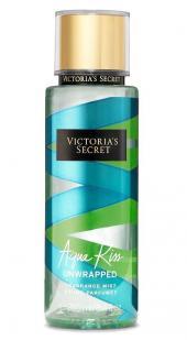 Aqua Kiss Unwrapped kūno dulksna iš Victoria's Secret naujos kolekcijos