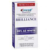 Kelioninis Crest 3D White Brilliance dantų balinim...