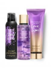 Victoria's Secret Fantasies Love Spell kūno dulksna