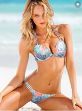 Bombshell kolekcijos Victoria's Secret maudymukas
