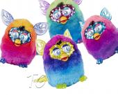 Furby Crystal