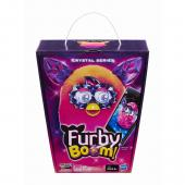 Furby Boom Crystal Orange Pink