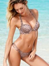 Leopardinis  Victoria's Secret maudymukas