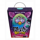 Furby Boom Crystal Green to Blue