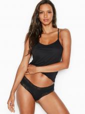 Apatinės kelnaitės iš Victoria's Secret juodos